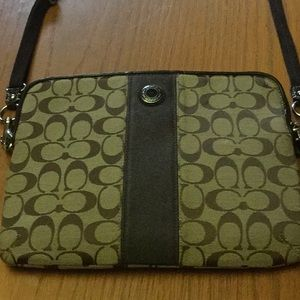 NWOT Coach IPad carrying case
